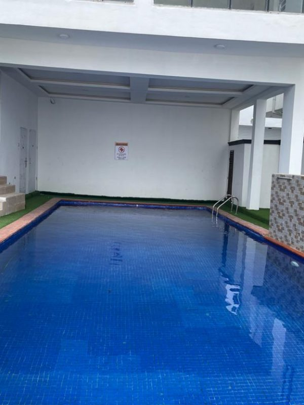 Blue Dutch Fount - swimming pool